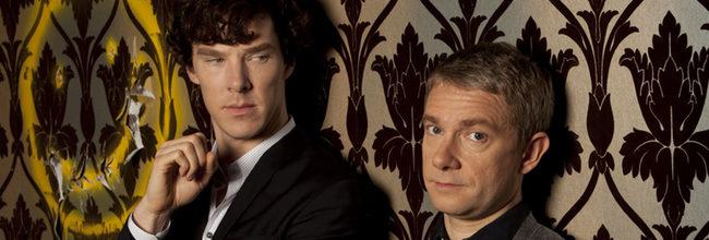'Sherlock', la aclamada serie inglesa protagonizada por Benedict Cumberbatch, podría dar el salto al cine