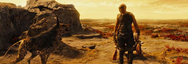 Vin Diesel como Riddick