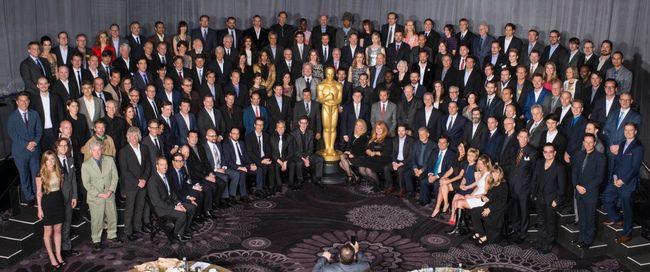 Almuerzo de nominados a los Oscar 2014