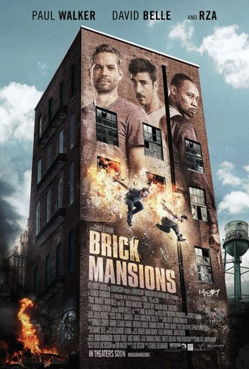 'Brick Mansions'