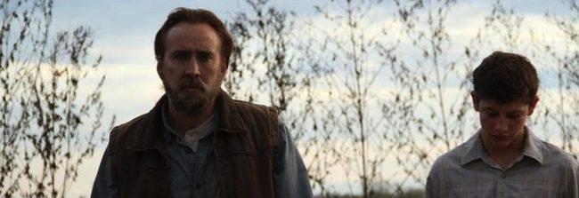 Nuevo tráiler extendido de 'Joe' con Nicolas Cage y Tye Sheridan