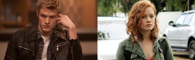 Lucas Till y Jane Levy, opciones principales para protagonizar 'Monster Trucks'