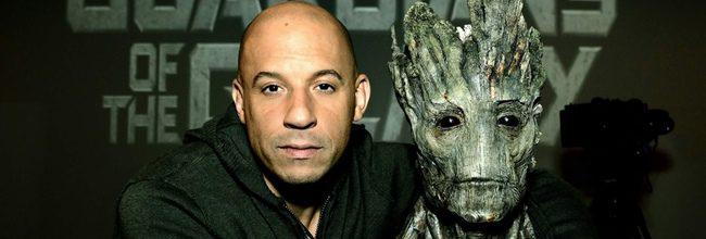 Vin Diesel y Groot