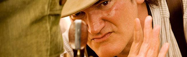 Quentin Tarantino rodando 'Django desencadenado'