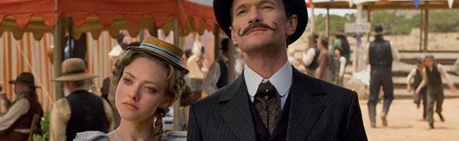 Amanda Seyfried en Mil maneras de morder el polvo