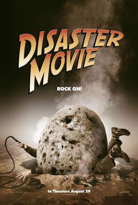 Nuevo cartel de 'Disaster movie'