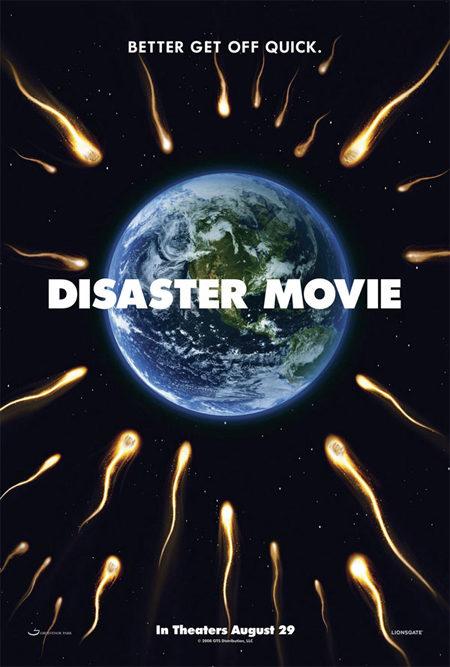 Otro póster de 'Disaster movie'