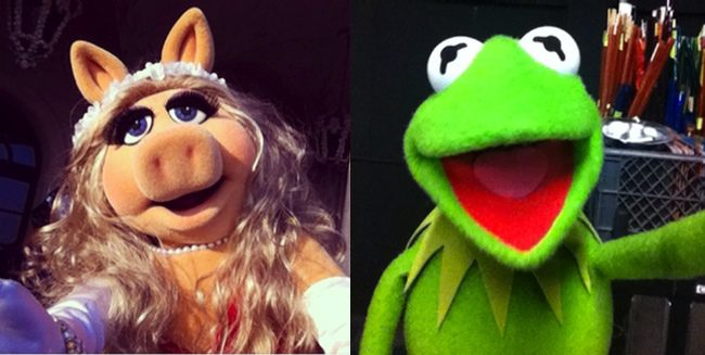'El tour de los Muppets'