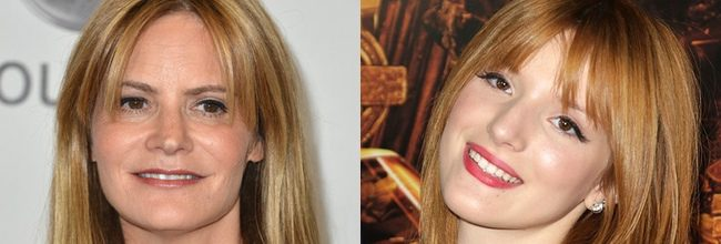 Jennifer Jason Leigh - Bella Thorne