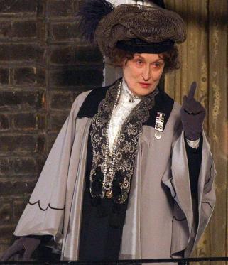 Primer vistazo a Meryl Streep en el rodaje de 'Suffragette'