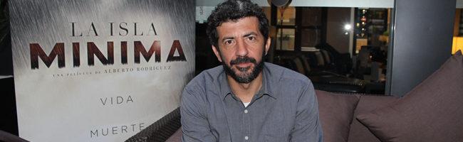 Alberto Rodríguez, director de 'La isla mínima'