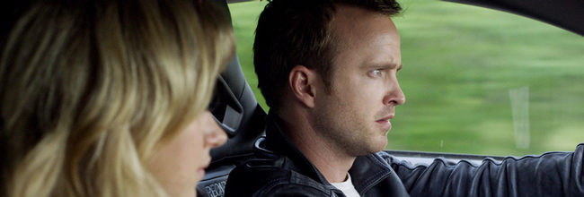 'Need for Speed': Un constante deja vu sin ritmo