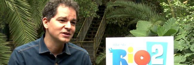 Carlos Saldanha presenta Rio 2 en Tenerife