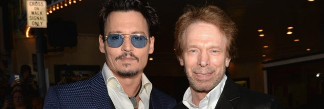 Johnny Depp - Jerry Bruckheimer