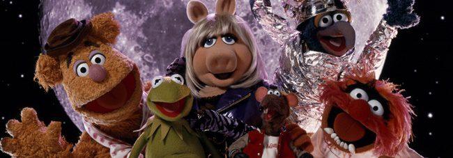Los Muppets en pantalla grande