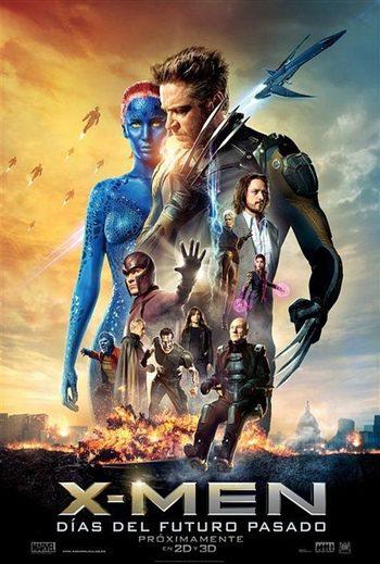 'X-Men: días del futuro pasado'