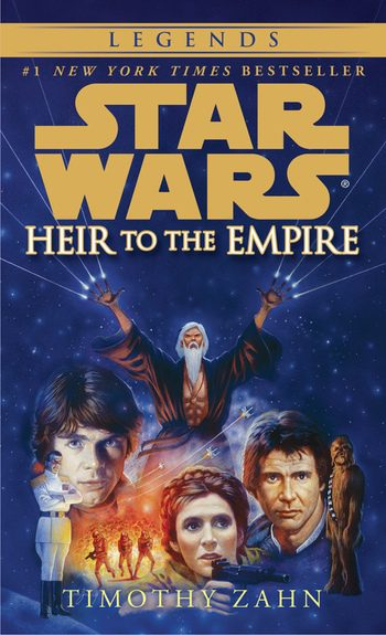 Novela del Universo Expandido adaptada como 'Star Wars Legends'