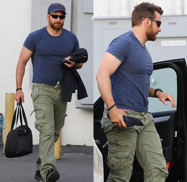 Bradley Cooper en mayo de 2014