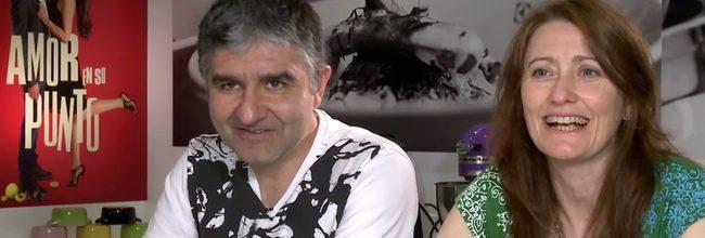 Dominic Harari y Teresa Pelegri presentan 'Amor en su punto' en Madrid