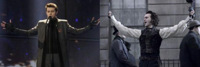 Aram mp3 y Sweeney Todd