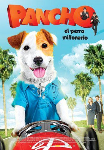 'Pancho el perro millonario'