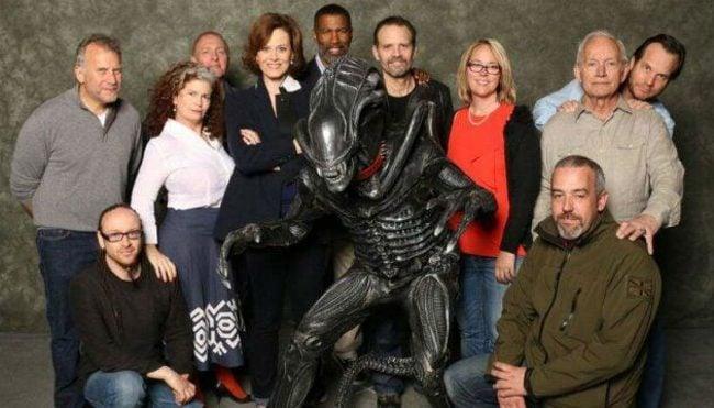 Aliens el regreso, 28 años después