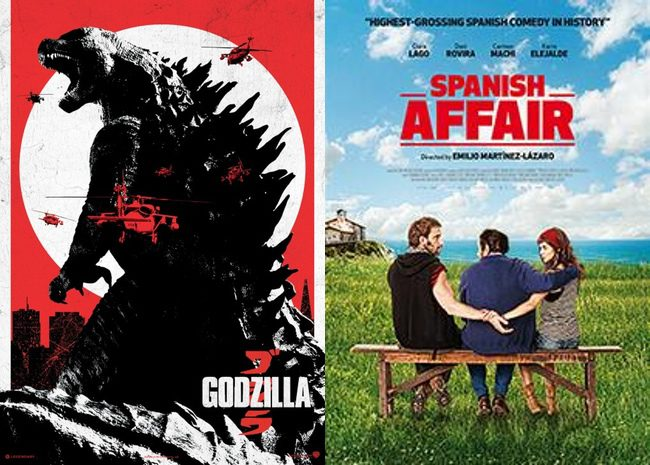 Godzilla y Ocho apellidos vascos