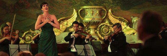 Paz Vega es Maria Callas en 'Grace de Mónaco'
