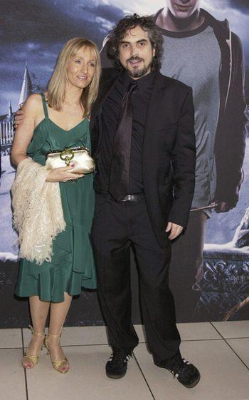 J.K. Rowling - Alfonso Cuarón