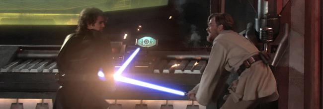 Star War: Episodio III - La venganza de los Sith
