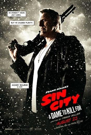 'Sin City: Una dama por la que matar'