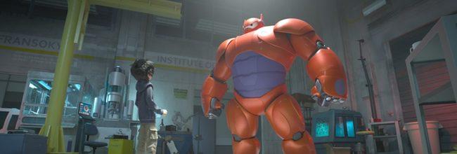 '6 héroes (Big Hero 6)'