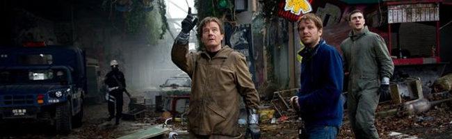 Gareth Edwars dirigiendo 'Godzilla'