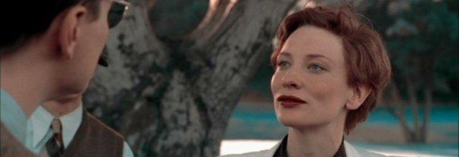 Blanchett es Hepburn