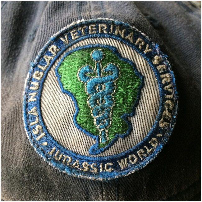 Imagen del uniforme Jurassic World