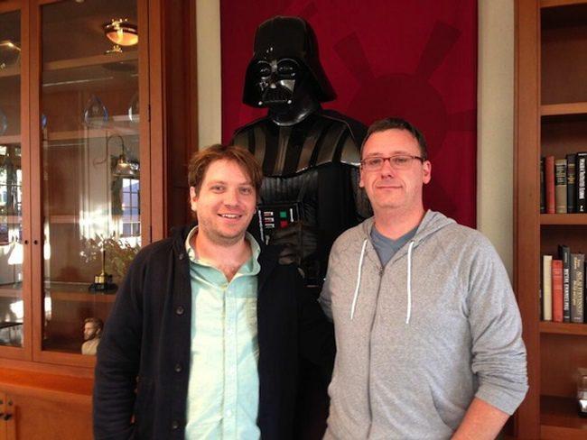 Gareth Edwards Darth Vader