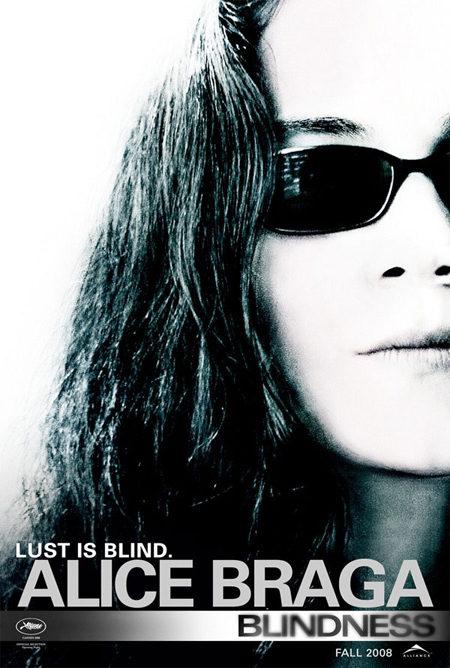 5 carteles individuales de 'Blindness'