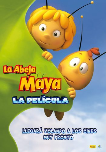 la abeja maya