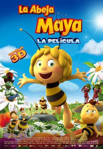 La abeja Maya, la película\' estrena tráiler y un colorido nuevo ...