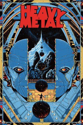 'Heavy Metal'