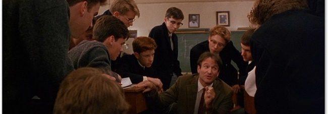Los más carismáticos educadores del cine