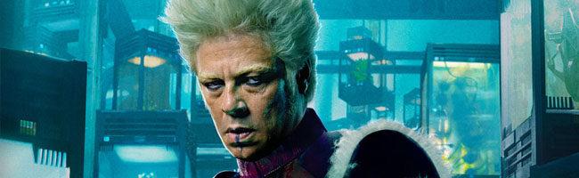 Benicio del Toro en el papel del Coleccionista