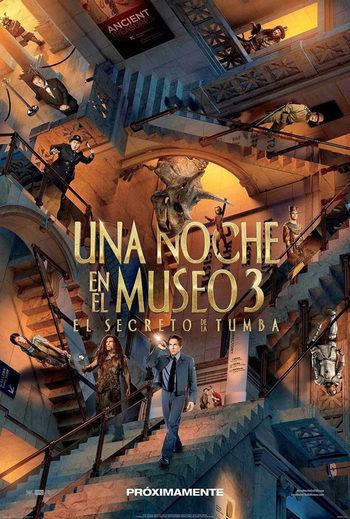 Noche en el museo 3'