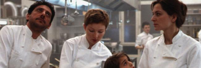 Chefs: maestros de la cocina en el cine