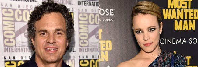 Mark Ruffalo - Rachel McAdams