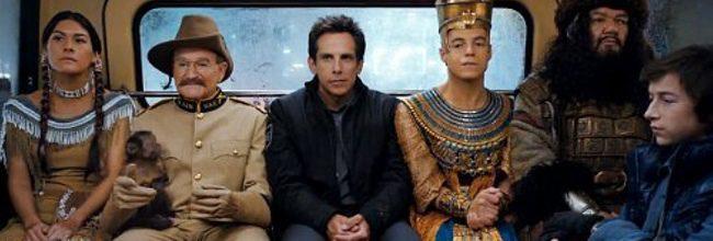 Noche en el museo 3: El secreto del farón