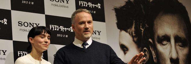 'Los hombres que no amaban a las mujeres'David Fincher