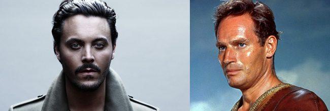 Jack Huston y Ben-Hur