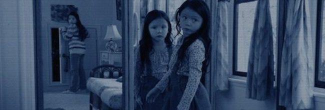 Fotograma de Paranormal Activity 3