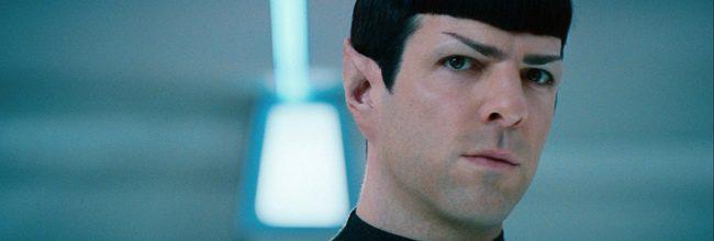 Zachary Quinto es Spock en 'Star Trek'